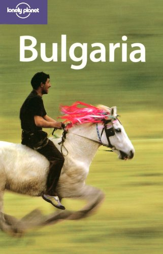 Lonely Planet Bulgaria (Country Travel Guide)