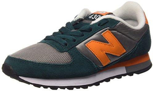 Balance nylon Gris Grey Suede Nbu430smgg Plateforme Mixte Sandales green New Adulte Hxdqp8HA