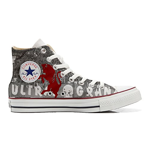 Converse All Star zapatos personalizados (Producto Handmade) (Producto Handmade) High