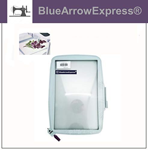 4 Hoops for Brother 4750D 6000D 6700D,XV8500D NQ1400E XV8550D Embroidery Machine