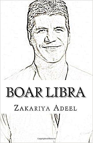 Boar Libra: The Combined Astrology Series: Zakariya Adeel