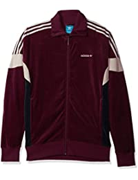 Men's Clr84 Velour Track Top