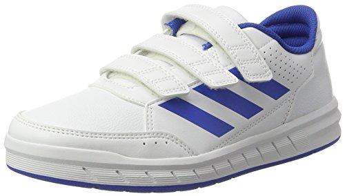Adidas Wit Kinderschoenen Altasport 0 blauw wit Unisex schoeisel Wit schoeisel SXrvxqX1