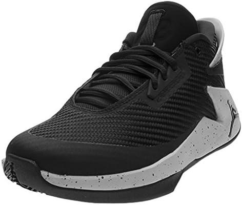 Nike Jordan Fly Lockdown BG - Black/Black de Tech Grey, Infantil ...