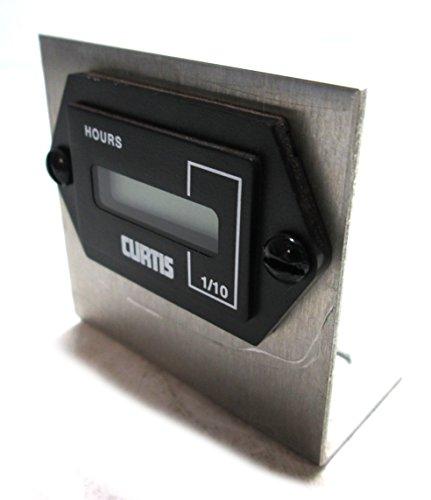 Curtis Hour Meter - Curtis 700FN001O48150D100230A Hour Meter, 99999.9hrs Range, 48-150VDC/100-230VAC