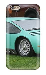 Iphone 6 Hard Back With Bumper Silicone Gel Tpu Case Cover Bizzarrini