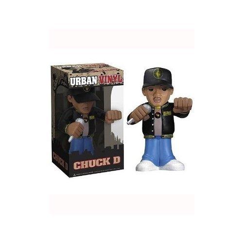 Funko Urban Vinyl Chuck D 6 inch Vinyl Figure