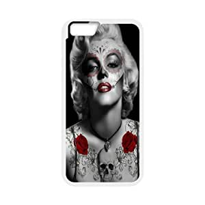 High Quality {YUXUAN-LARA CASE}Super Star Marrlyn Monroe For Apple Iphone 6 Plus 5.5 inch screenSTYLE-20