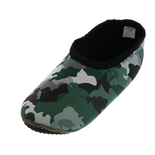 Green Waterproof for Swimming Women Men Yoga Shoes Aqua Surf Exercise Anti Slip Socks Kayaking MagiDeal Water qpHZR1npc
