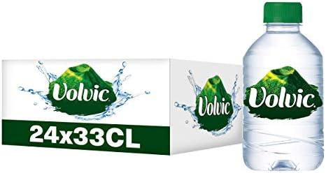 Volvic Natural Mineral Water 24 x 330ml: Amazon com
