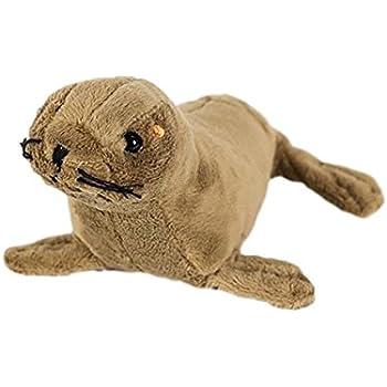 Amazon.com: Aurora Plush Flopsies California Sea Lion 8
