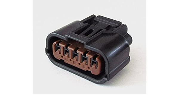 CNKF 5 Sets Sumitomo 2 pin male and female car connector Motor vehicle waterproof connector 6189-0172