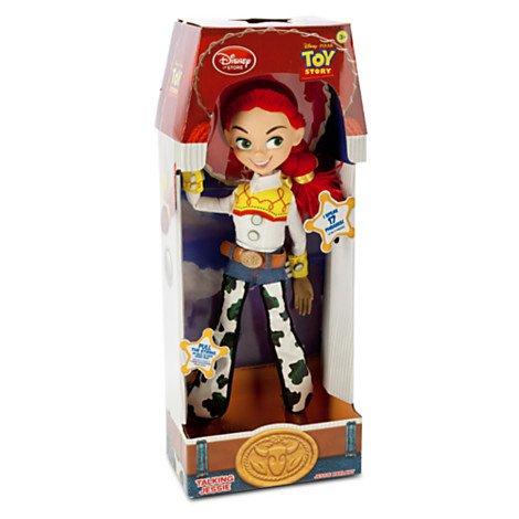 Toy S (Jessie Toy Story Costume)
