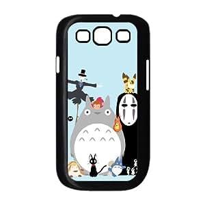 My Neighbor Totoro theme pattern design For Samsung Galaxy S3 I9300 Phone Case