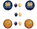 NOTRE DAME BASKETBALL Game Day Birthday Party Balloons Decorations Supplies College University