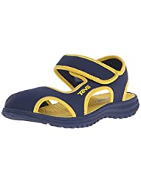 Teva Kids Tidepool Closed Toe Hard Sole Sandal