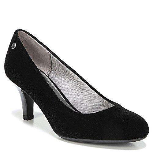 Black Velvet Pump Women's Patent Parigi LifeStride EwatqIa