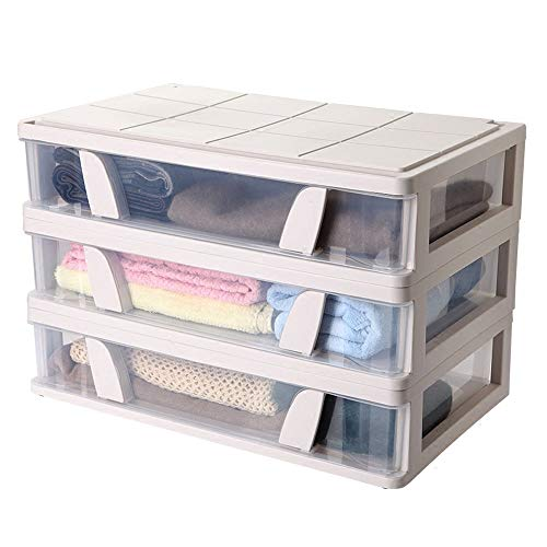 UANDM Storage Boxes with Window, Storage Large Mega Box Foldable Thick Polyester Fabric Storage Bin Basket Containers with Lids Dual Handles Organizer Bag for Clothes Blanket (Color : ()