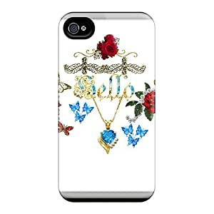 New Fashion Case Cover For Iphone 4/4s(LTqhUCS1347GlyJm)