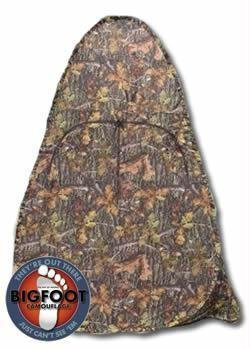 Bigfoot Camo Tp Hunting Blind