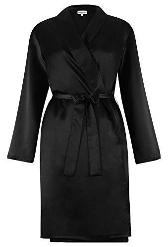 Darjeeling - Kimono - Philomene Femme - Noir