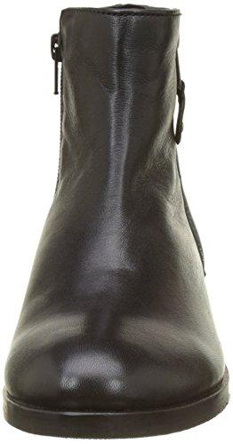 546 Stiefel Matilda Frauen Schwarz Initiale Noir Biker 1x7qqwB