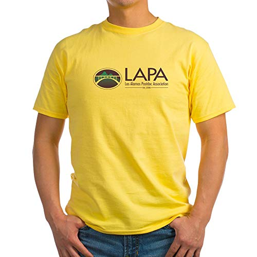 CafePress LAPA Ash Grey T Shirt 100% Cotton T-Shirt