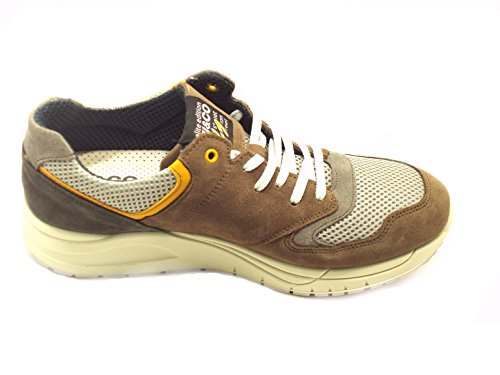IGI&Co , Herren Sneaker TAUPE/OCRA