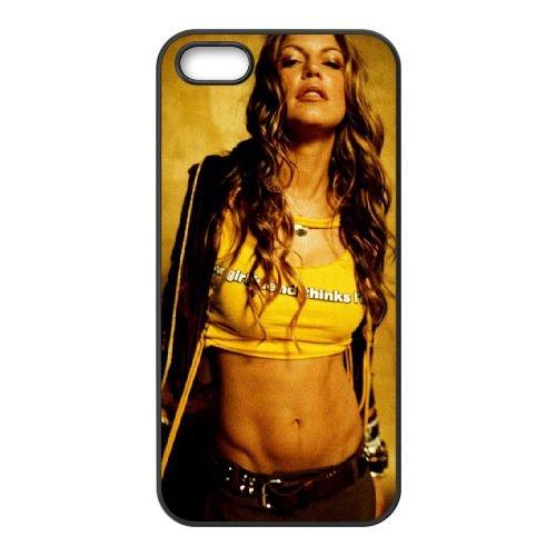 Black Eyed Peas 003 coque iPhone 5 5S cellulaire cas coque de téléphone cas téléphone cellulaire noir couvercle EOKXLLNCD22239