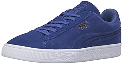 440e3041feb6 Puma Men s Suede Classic Debossed Q3 Fashion Sneaker