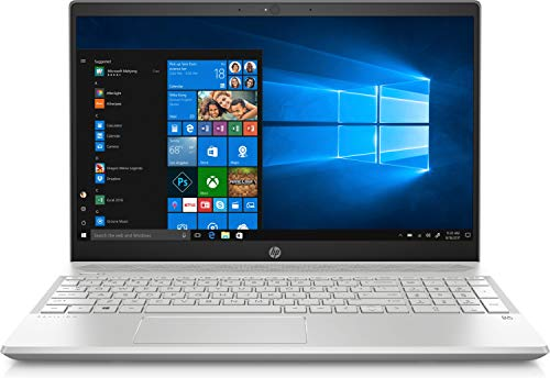 "2019 Newest HP Pavilion Business Flagship Laptop PC 15.6"" HD Touchscreen Display 8th Gen Intel i5-8250U Quad-Core Processor 12GB DDR4 RAM 1TB HDD Backlit-Keyboard Bluetooth B&O Audio Windows 10"