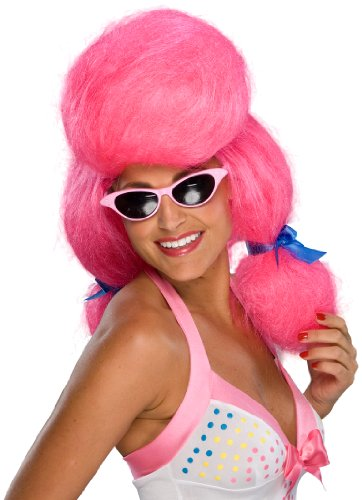 Humor Wig, Poodle Pink]()