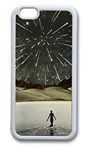 Apple Iphone 6 Case,WENJORS Adorable The Last Rain Soft Case Protective Shell Cell Phone Cover For Apple Iphone 6 (4.7 Inch) - TPU White