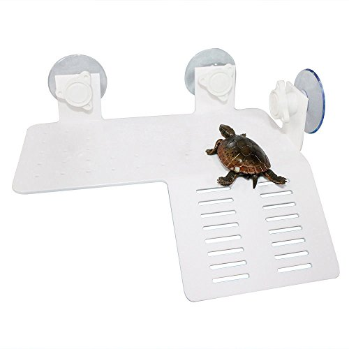 Cat Halloween Costumes Petsmart (Aquarium Tank Reptile Turtle Pier Basking Terrace Floating Platform Dock White)