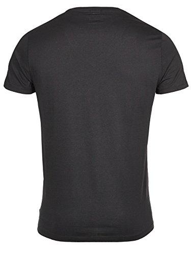 Armani Jeans, Herren T-Shirt regular schwarz