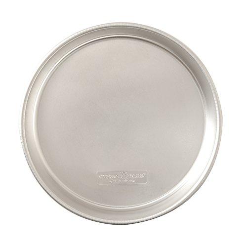 Nordic Ware 45410 Naturals Aluminum Bakeware Layer Cake Pan, Silver