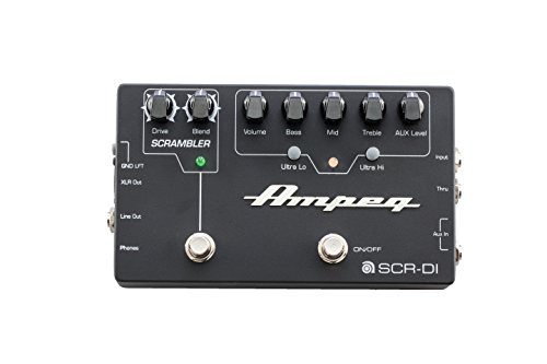 Bass Guitar Preamps