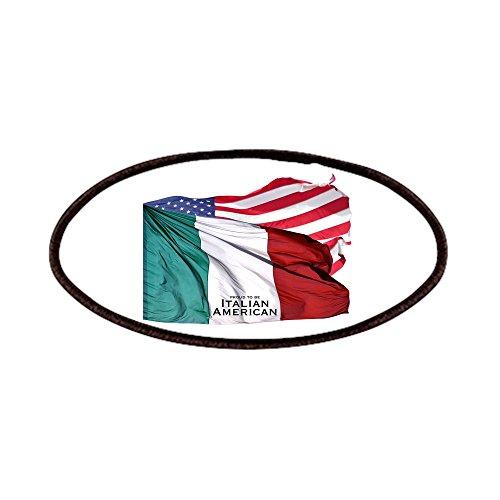 italian american patch - 1