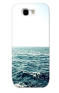Perfect Fit TSzamBU7913xzyfH Water Ocean Sea Waves Case For Galaxy - Note 2