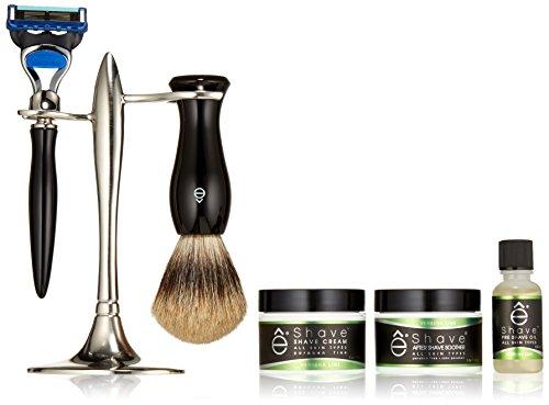 eShave Shaving Set T Stand - Eshave Blades 5