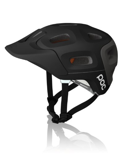 POC Trabec Helmet, Black/Grey, X-Large-XX-Large/59-62