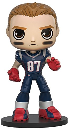 Funko Wobbler  Nfl   Rob Gronkowski Action Figure