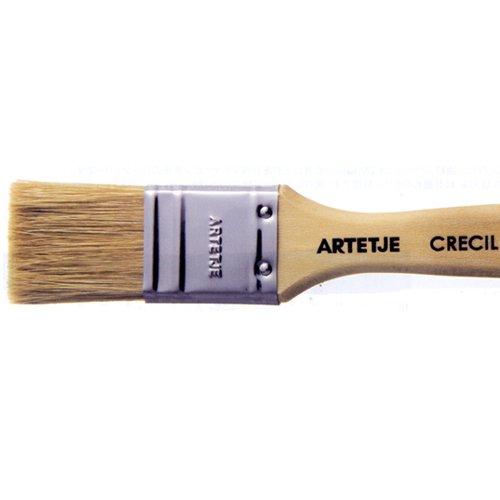 CRECIL (クレシル) 刷毛 豚毛 BFH10-30 穂丈36mm 穂巾30mm 穂厚10mm