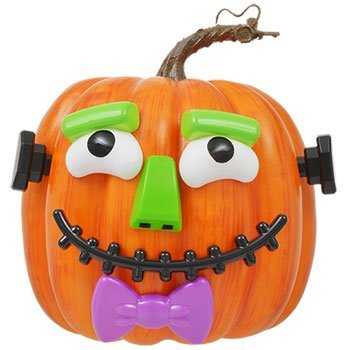 Halloween Pumpkin (1 SET) MAY VARY Decorating Kit Scarecrow Autmn Fall Turkey & Pilgrim Pumpkin Turkey Harvest Decor Decoration Decorations Decorating Kit (Jumbo White Bunny Kit)