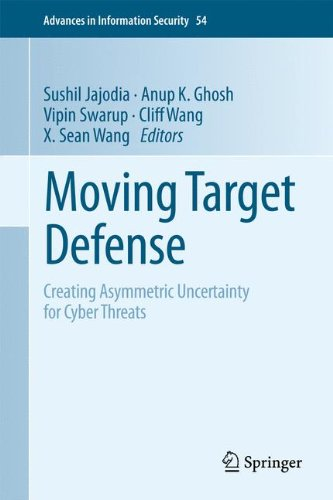 Moving Target Defense: Creating Asymmetric Uncertainty for Cyber Threats (Advances in Information Security)