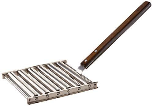 B2Q 76909 Hot Dog Roller, Stainless Steel
