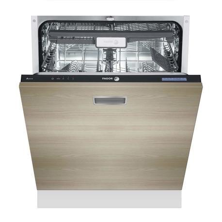 Fagor LVF68ITA - Lavavajillas integrable 60cm clase de eficiencia ...
