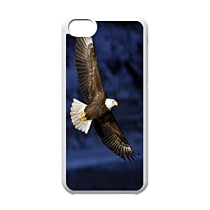 High Quality Phone Back Case Pattern Design 17Flying Eagles- For Iphone 5c