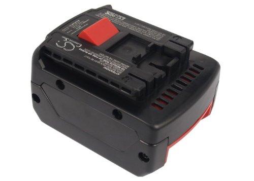 Cameron Sino 3000 mAh 43.2wh batteria di ricambio per Bosch GDR 1080-LI