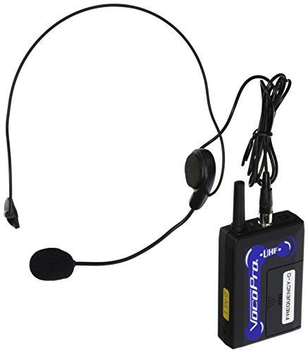 VocoPro UHFBP1O Headset for UHF-3200, UHF-3205, UHF-5800,...